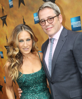 Sarah Jessica Parker Shares Cute Throwback Snap for Husband Matthew Broderick's Birthday