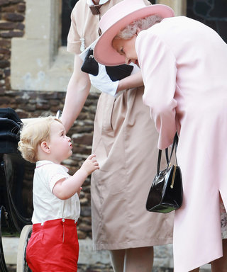 Prince George Has an Adorable Nickname for Queen Elizabeth