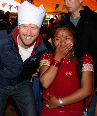 See Photos from Prince Harry's Momentous Trip to Nepal