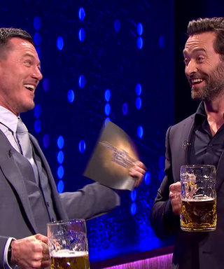 Hugh Jackman and Luke Evans Have an Incredible Gaston Sing-Off