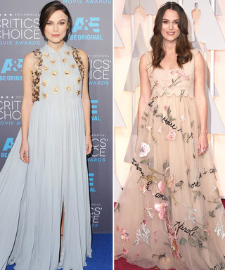 9 Times Birthday Girl Keira Knightley Was a Red Carpet Pro