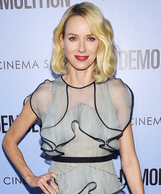 """Naomi Watts Was """"All About Ruffles"""" at the Demolition Screening in N.Y.C."""