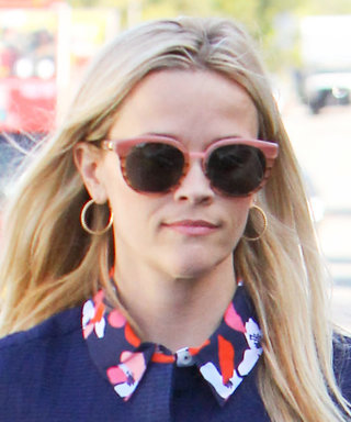 Street Style File: Reese Witherspoon