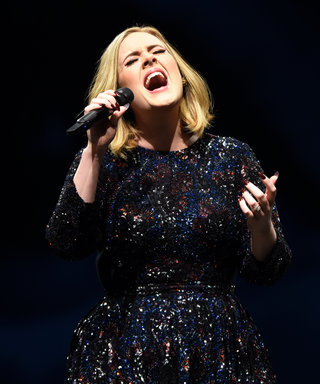 "Adele Honors Brussels with ""Make You Feel My Love"" Performance at London Concert"