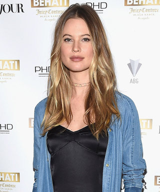 Behati Prinsloo Debuts the Tiniest Baby Bump Ever
