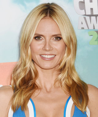 Heidi Klum Shares the Sweetest Snap of Her Little Easter Bunnies