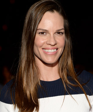 Get Another Look at Hilary Swank's Gorgeous Emerald Engagement Ring
