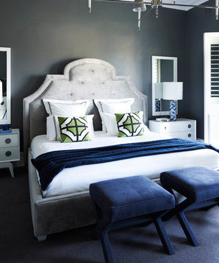 Jonathan Adler's Favorite Color Combo Is Perfect for Your Bedroom