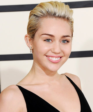 Miley Cyrus Channels Hannah Montana in a Blonde Wig to Honor the Show's 10th Anniversary