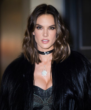 Alessandra Ambrosio Kicks Off Easter Weekend with a Sweet Family Snuggle