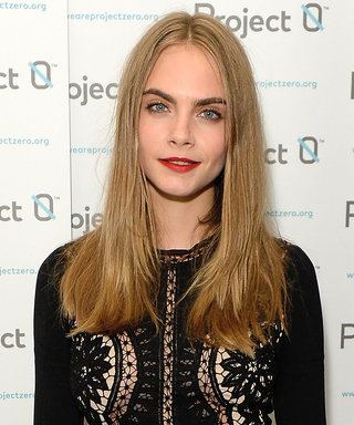 Cara Delevingne Reveals the First Photo from Her New Movie, Valerian