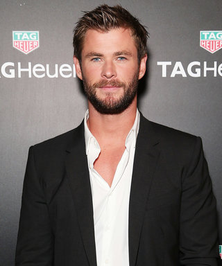 Chris Hemsworth's Muscles Are Out of Control in Latest Instagram