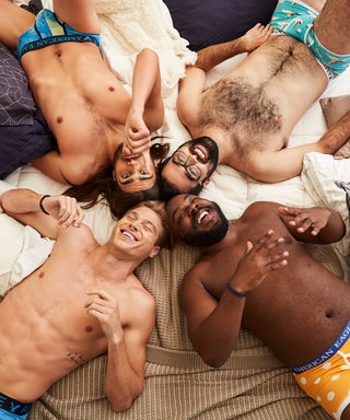 Aerie Launches Men's Underwear with a Body-Positive #AerieMan Campaign