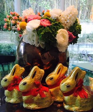 11 Egg-cellent Celebrity Easter 2016 Instagrams