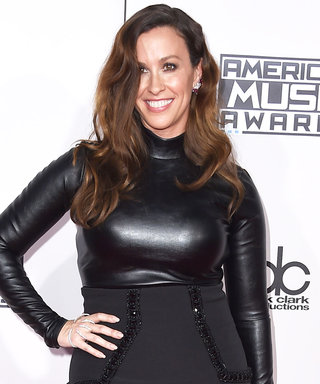 Alanis Morissette Welcomes Her Second Child—See the First Photo of Her Baby Girl