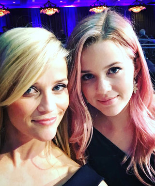 Elle Woods Would Totally Approve of Ava Phillippe's Pink Hair