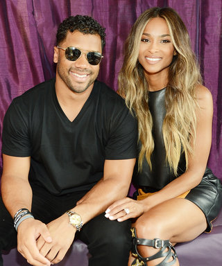 Ciara and Russell Wilson Celebrate Easter at Disneyland with Her Son Future Jr.