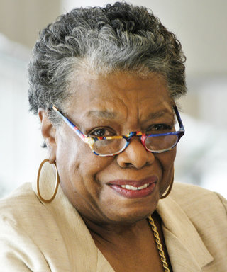 11 Inspiring Quotes to Celebrate the Late Maya Angelou's Birthday