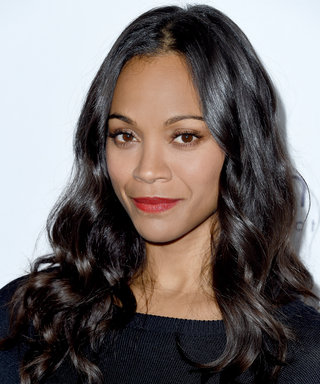 See Zoë Saldana's Twin Sons Hunt for Easter Eggs in Matching Outfits
