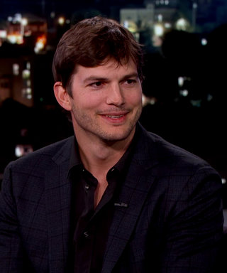 "Ashton Kutcher Won't Give His Daughter Sugar: ""I'm Not Ready for That"""