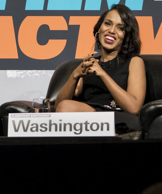 Exclusive! Hear Kerry Washington Discuss Her Savvy Social Media Strategy