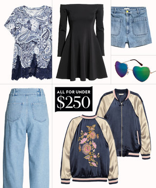 Shop a Store: The Best Finds from H&M for Under $250, Total