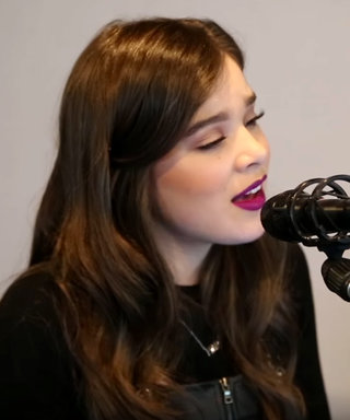 """Hailee Steinfeld Proves She's a Belieber with This Incredible Cover of """"Love Yourself"""""""