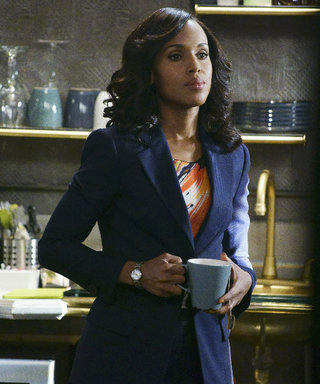 Scandal Fashion Recap: The Reason Olivia Wears a Full Suit for Once