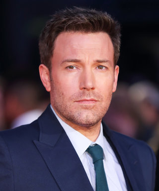 Ben Affleck Has Written His Batman Script