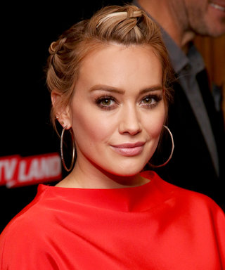 "See Hilary Duff's ""Heart-Crushing"" Snuggle with Son Luca"