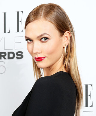 Karlie Kloss Shines Bright in Mango's New Metallics Campaign
