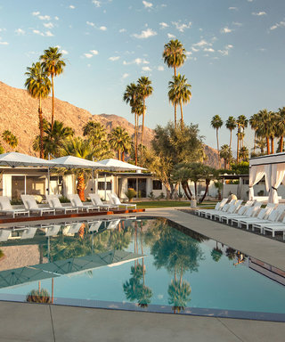 6 Palm Springs Hotels Where All the Cool Kids Hang