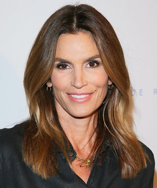 """Cindy Crawford Shares a Picture of Her """"First Mugshot"""" on Instagram"""