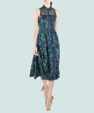 Shop a Spring Dress a Day: The New Way to Wear Florals