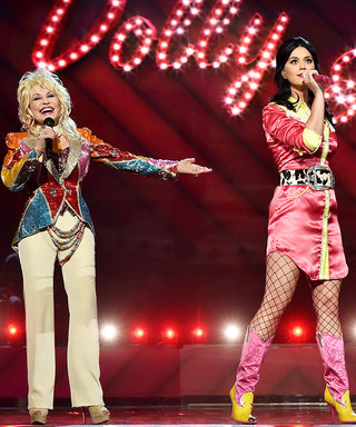 Dolly Parton and Katy Perry Perform an Epic Duet at the ACM Awards