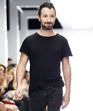 Anthony Vaccarello Is the New Creative Director at Saint Laurent