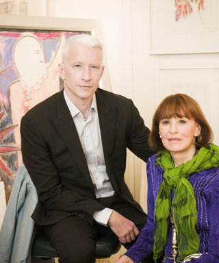 See Anderson Cooper and Gloria Vanderbilt's Best Mother-Son Moments Before Watching Their Documentary
