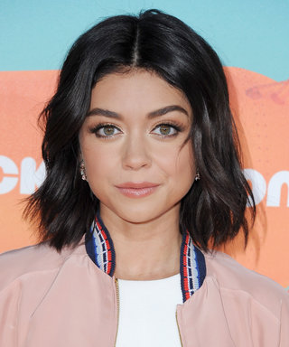 Sarah Hyland Debuts Her New Dirty Dancing Hairdo