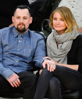"Benji Madden Congratulates ""Beautiful & Fearless"" Wife Cameron Diaz on Her New Book"