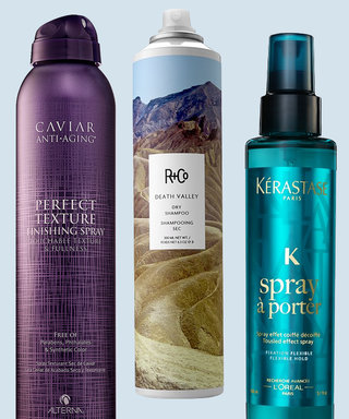 The Best Texturizing Sprays for Each and Every Hair Type