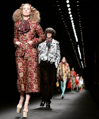 Gucci Will Combine Men's and Women's Runway Shows Starting in 2017