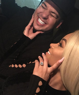 Get All the Details on Blac Chyna's Gorgeous Engagement Ring from Rob Kardashian