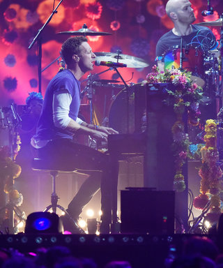 Watch Chris Martin Bring Son Moses on Stage to Celebrate His 10th Birthday