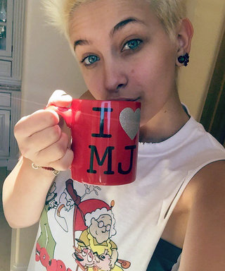 Paris Jackson Honors Her Late Father Michael with New Tattoo