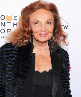 "Diane von Furstenburg's Life Advice: ""Sometimes You Feel Like a Loser"""
