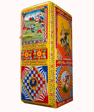 You Need to See Dolce & Gabbana's New Custom-Designed Refrigerators