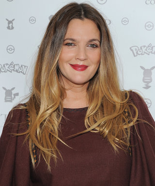 Drew Barrymore Has a Frozen-Themed Yoga Session with Daughter Olive