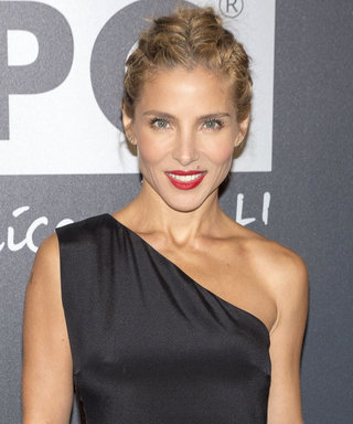 Elsa Pataky Is Giving Us Major Fitness Goals with Her Family Yoga Photos