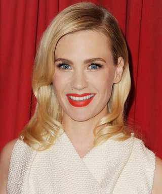 This Is How January Jones Separates Herself from Mad Men's Betty Draper