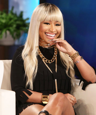 Nicki Minaj Tells Ellen DeGeneres the Truth About That Ring from Meek Mill